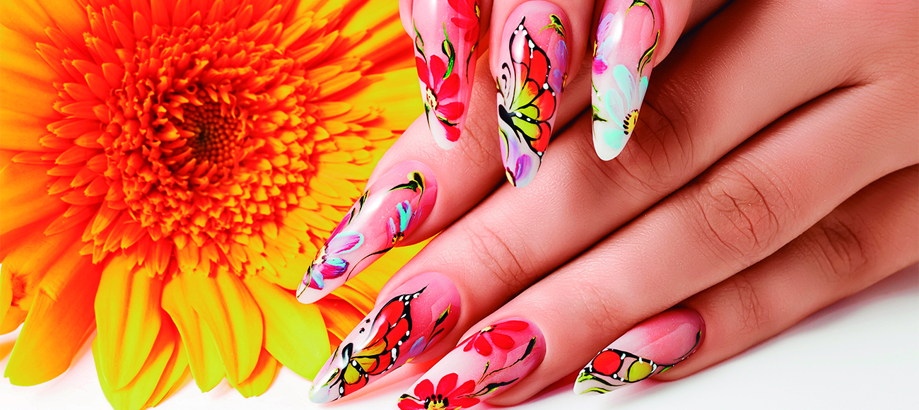 Especial Art Nails - Aguarela